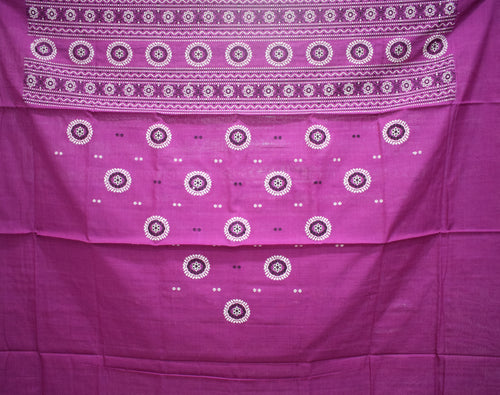 Rayagadi Handloom Pure Cotton Women's Top Made in Odisha AJODI001529