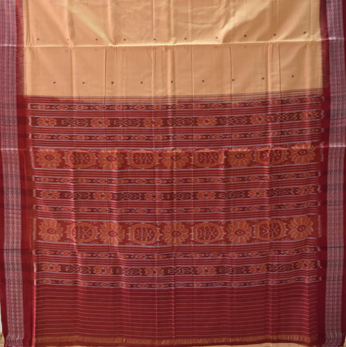 Handloom Cotton Saree for Teachers Of Odisha AJODI001828