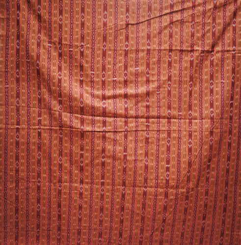 Light Chocolate colour Handloom Running Material Of Nuapatna AJODI000722