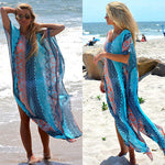 Dress Kaftan Beach Cover-Up
