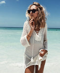 Knitted Bikini Cover Up