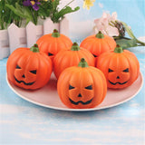 1 PC Halloween Artificial Pumpkin Foam Simulation - shopADON