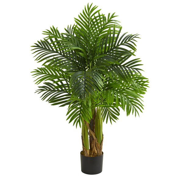 Kentia Palm Artificial Tree Nearly Natural - shopADON