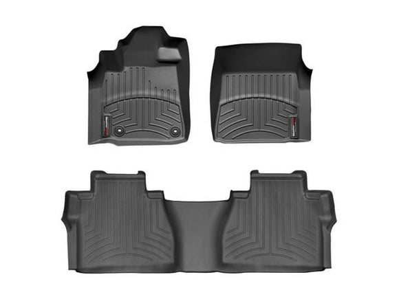 WeatherTech 444081-447862 Digital Fit Floor Liners - shopADON