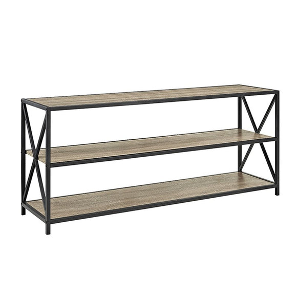 Augustus Media Etagere Bookcase by Trent Austin Design - shopADON