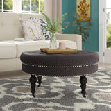 Balamine Cocktail Ottoman By Darby Home Co - shopADON
