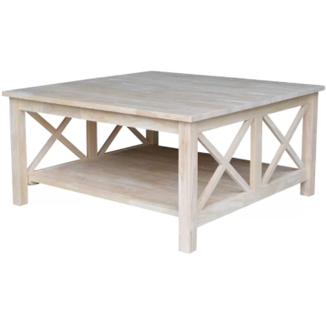 Walden Wood Coffee Table by Loon Peak - shopADON