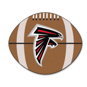 "NFL - Atlanta Falcons Football Rug 20.5""X32.5"" - shopADON"