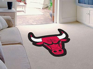 NBA Fan - Chicago Bulls Mascot Mat - shopADON