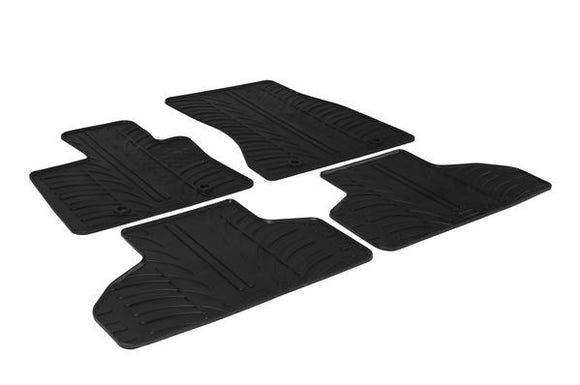 BMW X5 All Weather Floor Mats - shopADON