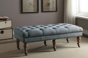 Harting Upholstered Bench by Charlton Home - shopADON