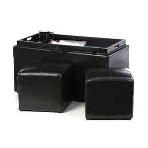 Marla 3 Piece Ottoman by ZipCode Design - shopADON