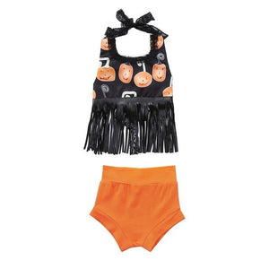 New Trendy Halloween Baby's Sets Infant Baby Girl - shopADON