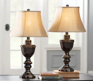 "Eastgate 31.9"" Table Lamp Set of 2 by Three Posts - shopADON"