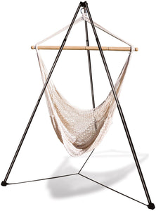 Hammaka Tripod Stand with Net Chair Combo - shopADON