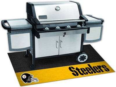 Pittsburgh Steelers Grill Mat - shopADON