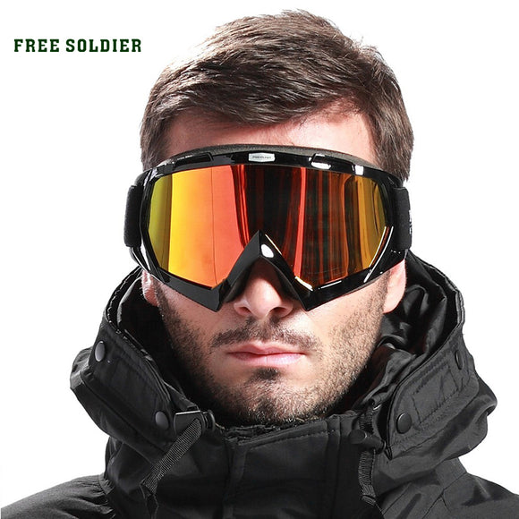 Anti-fog ski EyeWear double layer windproof - shopADON