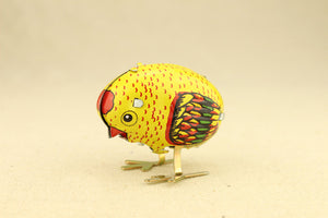 Foreign trade Vintage iron toys classic chicken toy rare collection baby toy wind up toys - shopADON