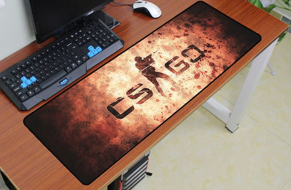 cs go mouse pad 900x300mm pad to mouse computer locked edge mousepad gaming padmouse - shopADON