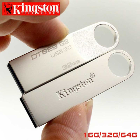 Kingston USB Flash Drive Pendrive 64GB 32GB 16GB Memory Cle USB 3.0 - shopADON