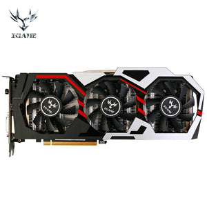 NVIDIA GeForce GTX1070 GPU 8GB GDDR5 Graphics Card DVI HDMI 3 Fans - shopADON