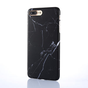 Marble Pattern Phone Case For iPhone 8 Plus  X 7 Plus 6 6S 5 S SE - shopADON