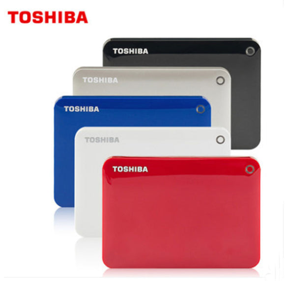 Toshiba 2TB 3TB HDD 2.5 External Hard Drive 3TB HD 3.0 USB 2.0 Portable