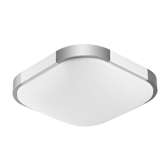16W 30*30cm LED Ceiling Down Light Bathroom kitchen Living Lamp Day White UK New - shopADON