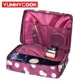 Women's Travel Organization Beauty Cosmetic Make up Storage
