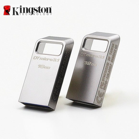Kingston USB Flash 16gb 32gb 64gb 128gb Pen Drive USB3.0 Memory Stick - shopADON