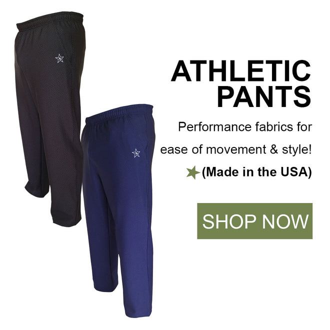 Athletics - Active Wear