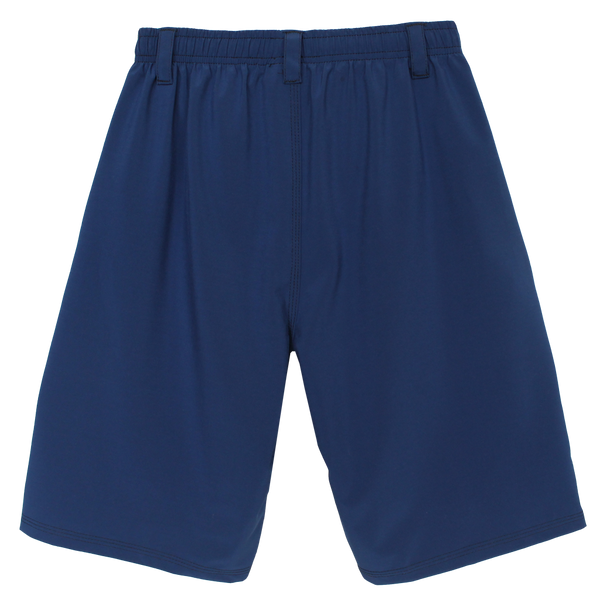 Navy 4-Way Stretch Multi-Purpose Short