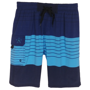 Beachcomber Blue Husky Board Shorts - HM