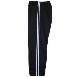 Black-White Boys Husky Athletic Pants