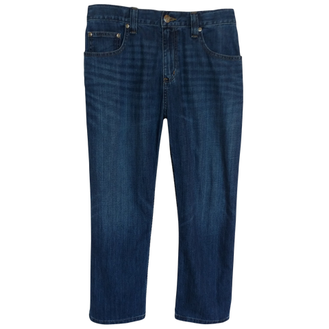 Everyday Denim Stonewashed Jeans Half Elastic