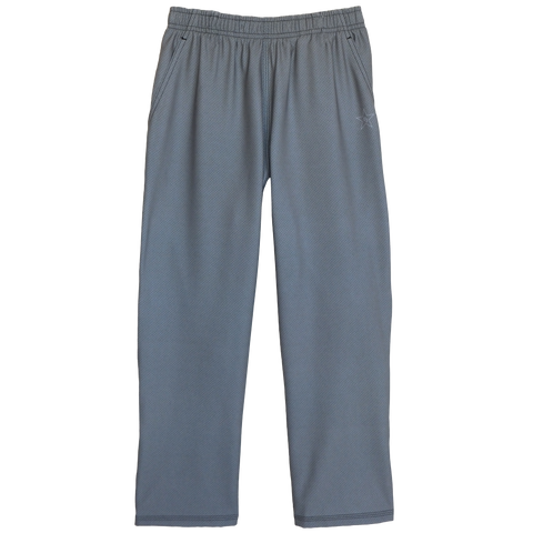 Gray Performance 4Way Stretch Athletic Pants