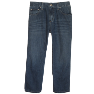 Medium Stonewashed Jeans 1/2 Elastic