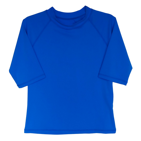 Sea Blue Husky Rash Guard