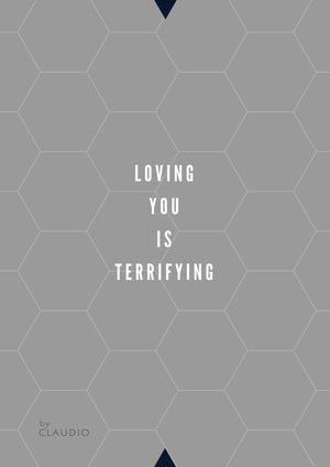 Loving You Is Terrifying Poster