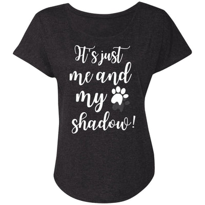 It's Just Me and My Shadow Slouchy Tee