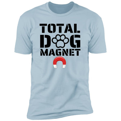 Total Dog Magnet Premium Tee