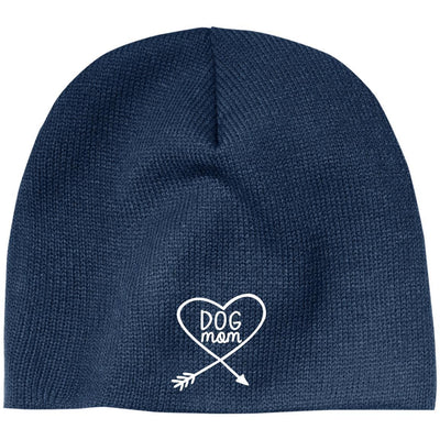 Dog Mom Classic Beanie