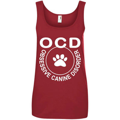 Obsessive Canine Disorder Cotton Tank