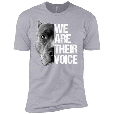 We Are Their Voice Premium Tee