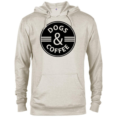 Dogs & Coffee French Terry Hoodie
