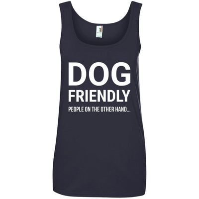 Dog Friendly Cotton Tank