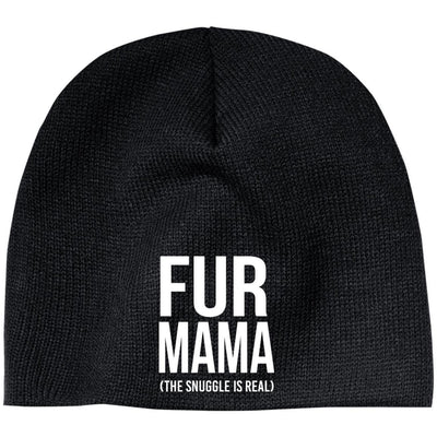 Fur Mama (The Snuggle Is Real) Classic Beanie