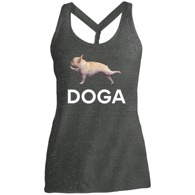 Doga Twist Back Tank