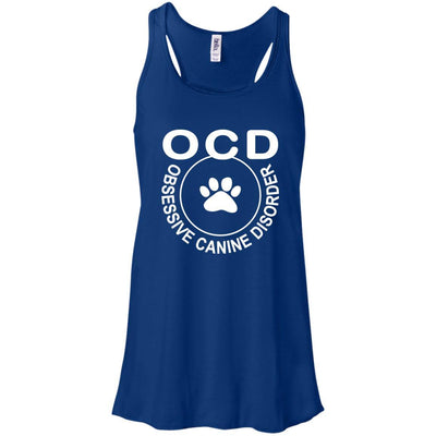 Obsessive Canine Disorder Flowy Tank
