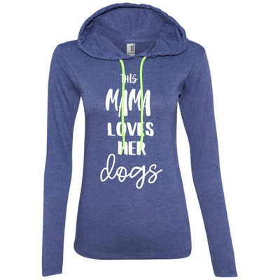 This Mama Loves Her Dog T-Shirt Hoodie